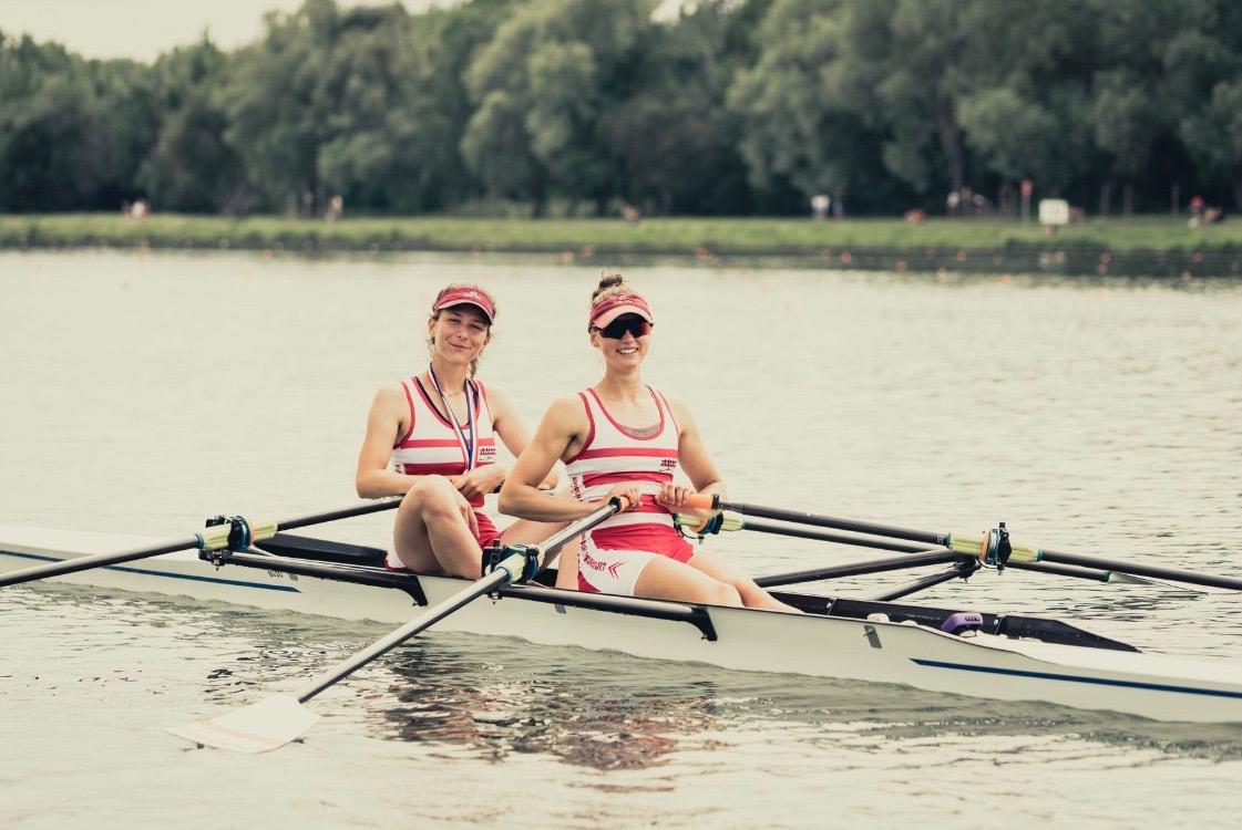 Aviron : le rêve olympique de Claire Bové   GPSEO