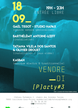 VendrediParty#3