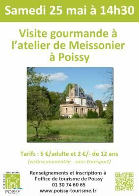 Visite Gourmande A Latelier De Meissonier Poissy
