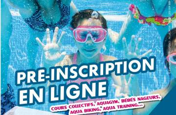 affiche pre inscription